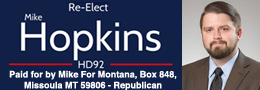 Vote for Hopkins for Real Leadership & Real Solutions!